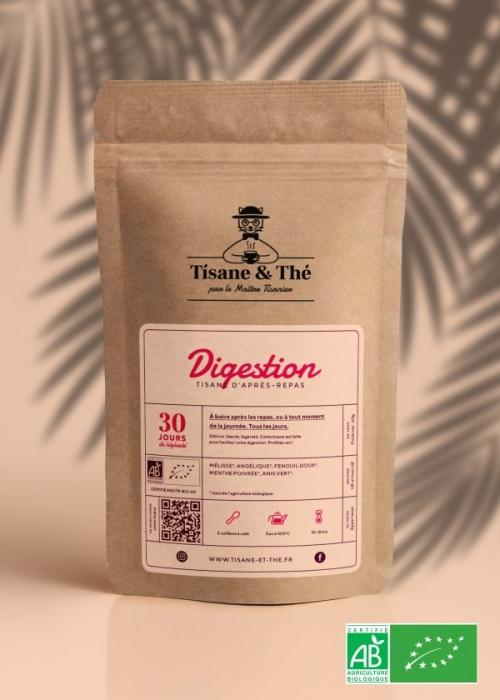tisane digestive BIO tisane-et-thé.fr maitre tisanier