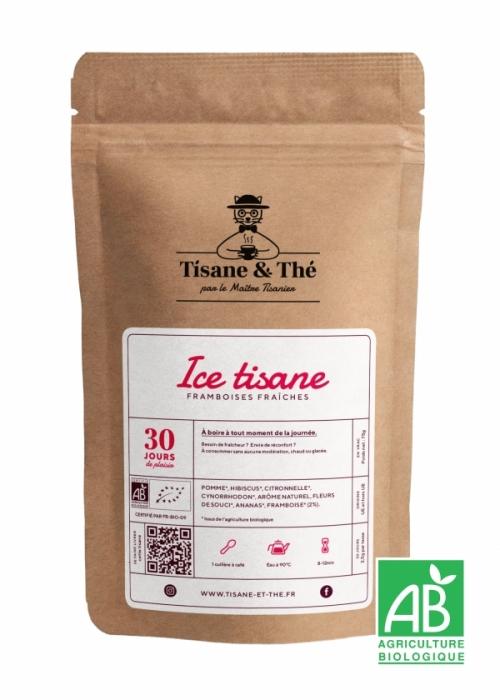 ice tisane bio tisane-et-thé.fr maitre tisanier