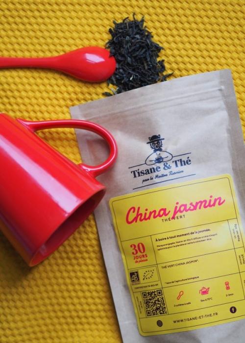 thé vert bio tisane-et-thé.fr maitre tisanier