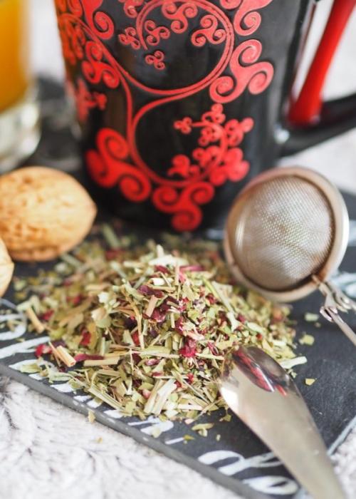 Eveil détox tisane et thé maitre tisanier
