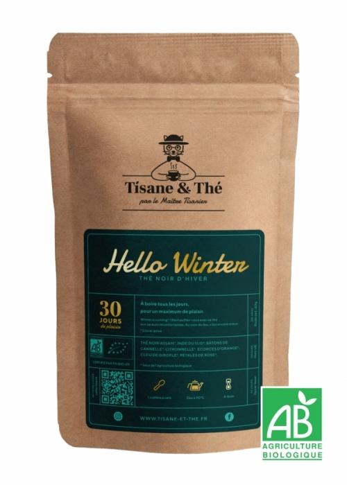 thé noir d'hiver tisane et thé maitre tisanier