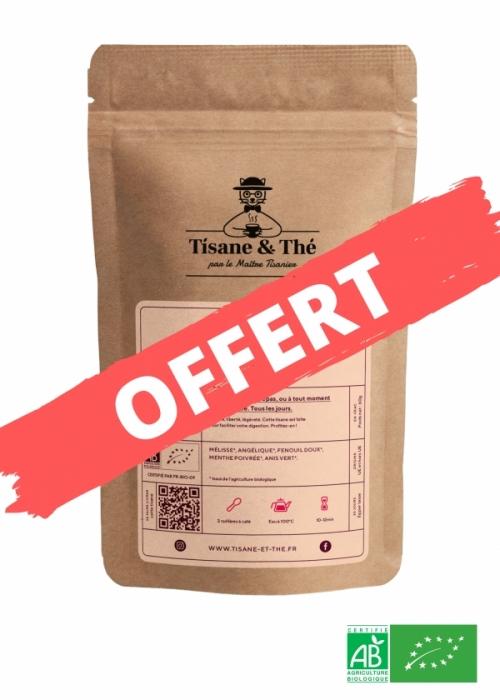 tisane thé offert tisane-et-the.fr